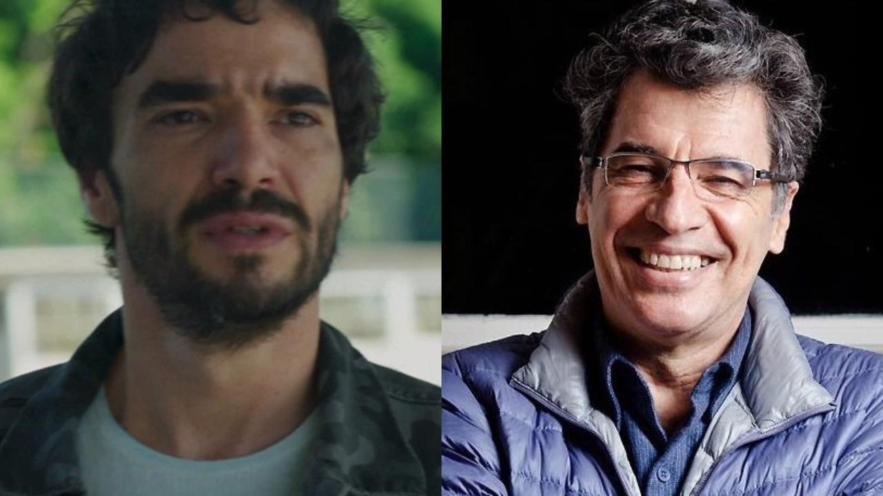 Caio Blat e Paulo Betti (Foto: Divulgação/Montagem - TV Foco)
