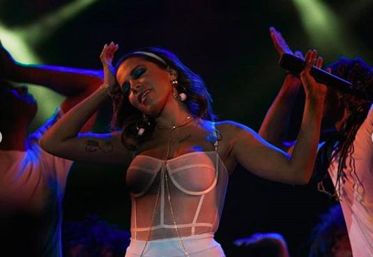"""Anitta faz revelação bombástica sobre fim na carreira, toma decisão absurda e estipula: """"Depois dos 30"""" Foto: Reprodução"""