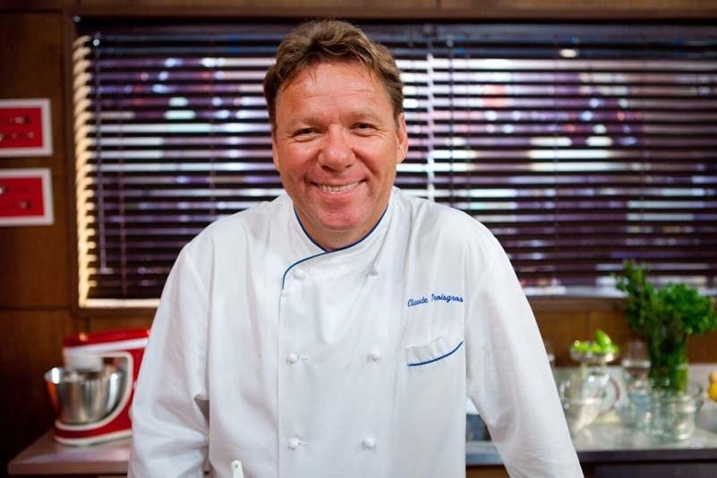 Claude Troisgros será o apresentador de Mestre do Sabor, reality de culinária da Globo (Foto: Divulgação)