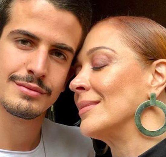 Claudia Raia e Enzo Celulari (Imagem: Instagram)
