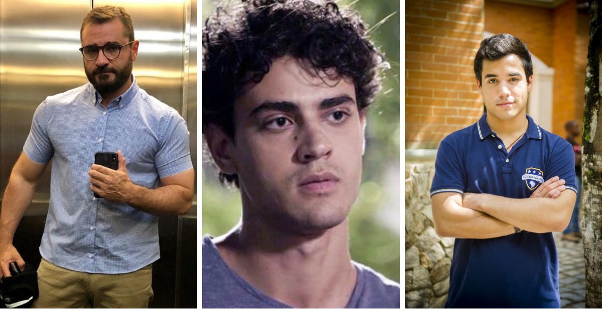 """Famoso jornalista da Globo e atores de Malhação novinhos, saem do armário, se assumem gays e público fica sem acreditar: """"Passada"""""""
