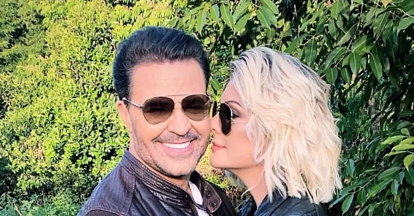 Eduardo Costa e Antonia Fontenelle podem está vivendo um romance (Foto: Reprodução/Instagram)
