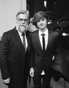 Filho de Fábio Assunção se pronuncia sobre o vazamento de polêmico vídeo de ator da Globo