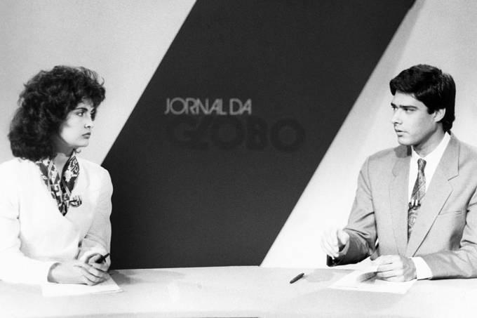 William Bonner foram casados por 26 anos (Foto: Divulgação/TV