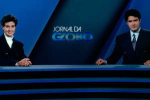 Fátima Bernardes e William Bonner (Foto: Divulgação/TV Globo)