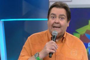 O apresentador Faustão tem diabetes, uma doença incurável (Foto: Reprodução)
