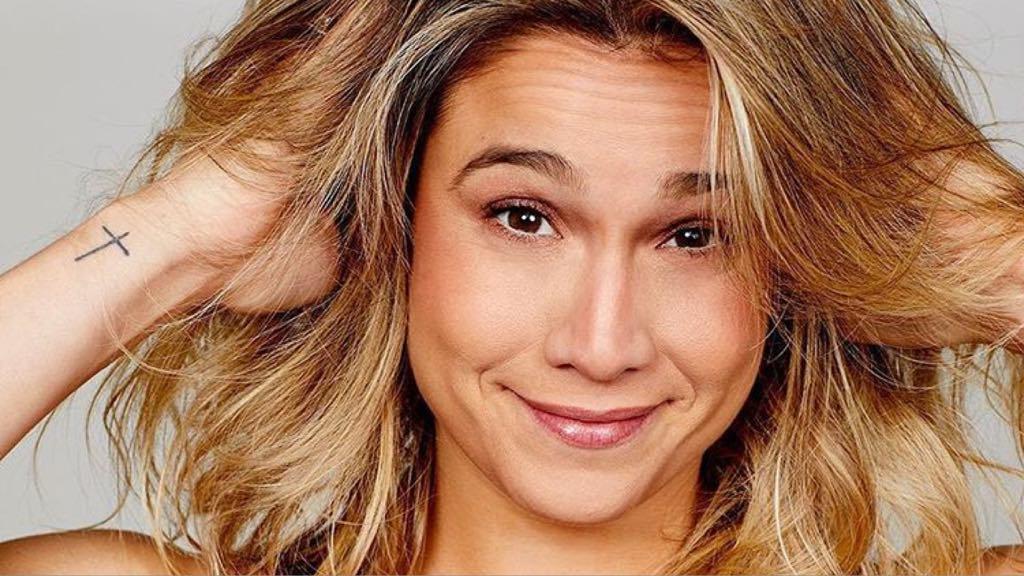 A apresentadora da Globo, Fernanda Gentil (Foto: Instagram)