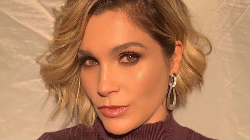 a atriz da Globo,Flávia Alessandra (Foto: Instagram)