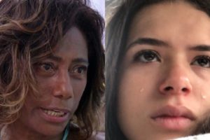 Gloria Maria e Maisa (Foto: Montagem/TV Foco)
