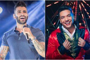 O cantor sertanejo Gusttavo Lima ataca Wesley safadão