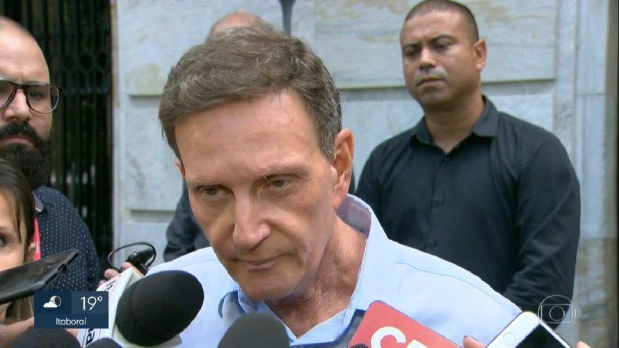 Marcelo Crivella (PRB) (Foto: Reprodução/Globo)