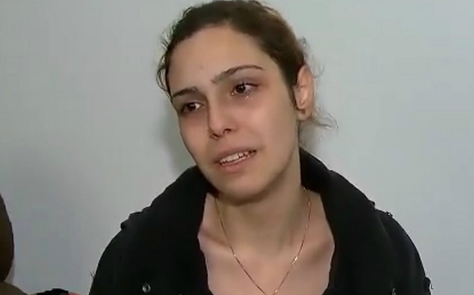 Isabela Tibcherani, namorada do ator Rafael Miguel, que foi assassinado (Foto: Reprodução)