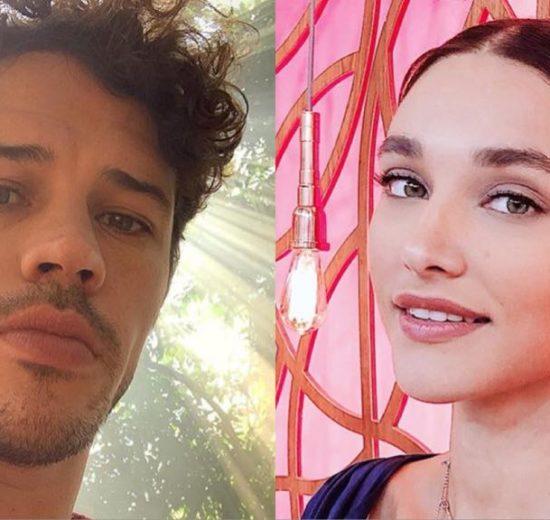 José Loreto e Débora Nascimento (Montagem: TV Foco)