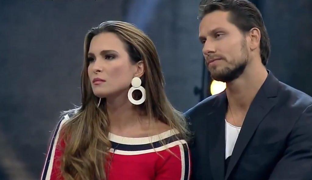 Kamilla e Elieser (Foto: Divulgação/Record)