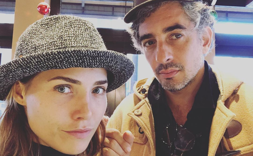 Leticia Colin e Michel Melamed (Foto: Reprodução/Instagram)