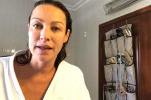 Luana Piovani confesso não tomar banho todos os dias (Foto: Reprodução)
