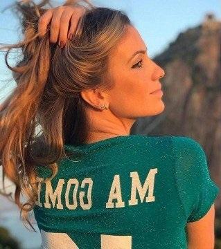 Modelo Marcela Gomes é apontada como nova musa de Neymar - Foto: Reprodução