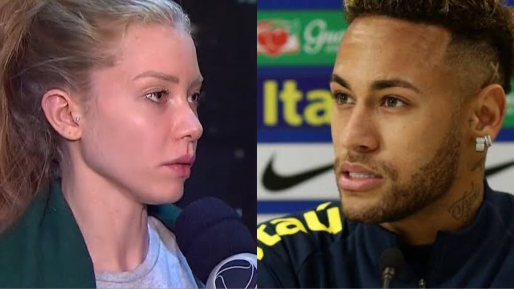 Najila Trindade Que Acusa Neymar De Estupro E Agressão é Indicada
