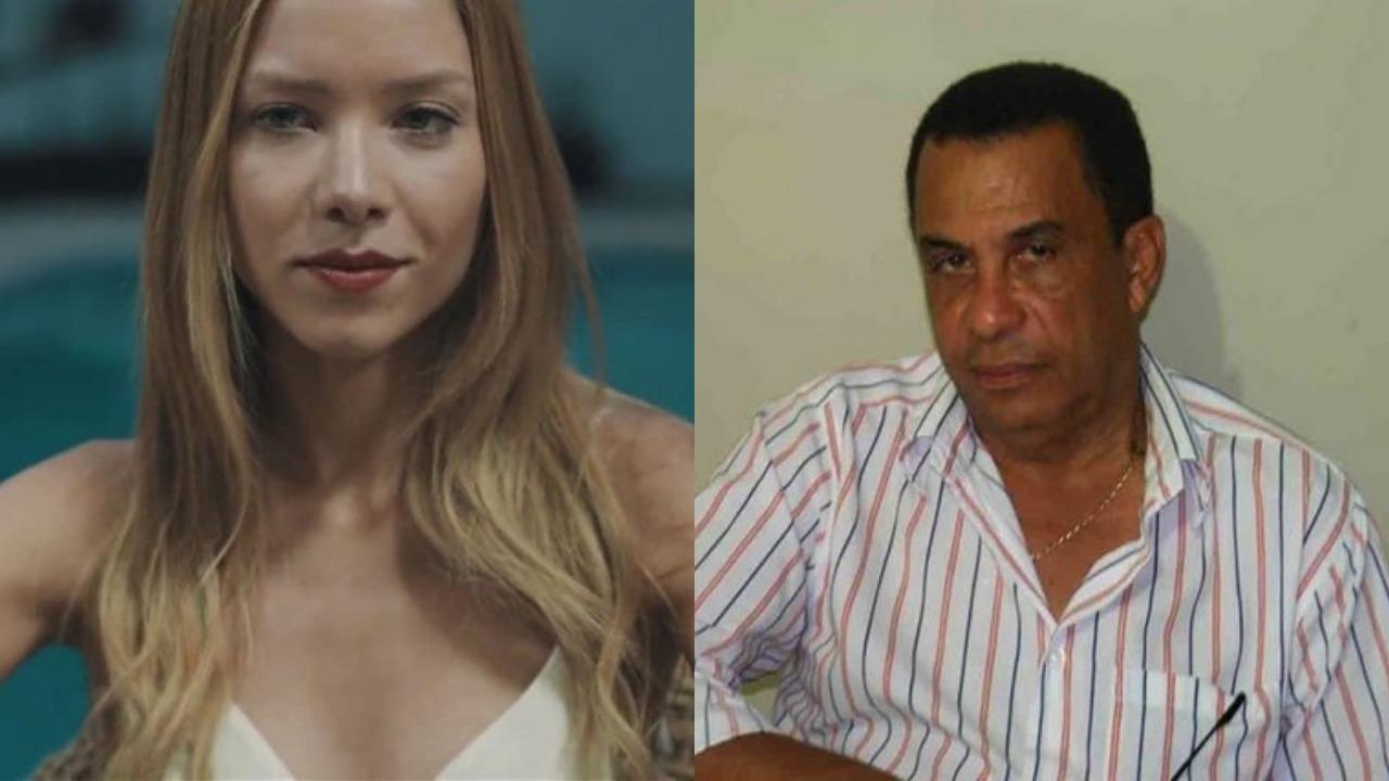 Najila Trindade e Cosme Araújo caso Neymar (Foto: Divulgação/Facebook - Montagem/TV Foco)
