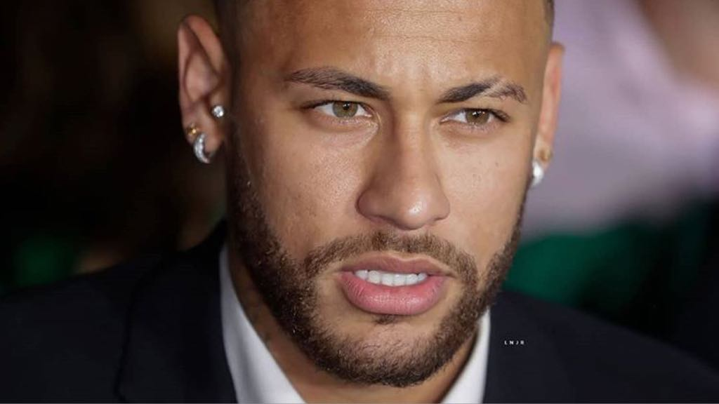 O jogador do PSG, Neymar (Foto: Instagram)
