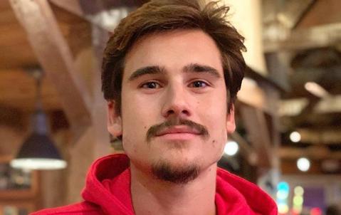 Nicolas Prattes (Foto: Reprodução/Instagram)