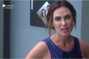 Nicole Bahls criticou a ex-BBB Mariana Felício em conversa com Taty - Foto: Reprodução/Play Plus