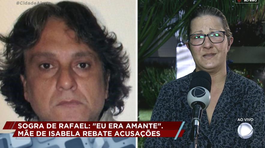 Paulo Cupertino e Vanessa Tibcherani (Foto: Divulgação/Record)