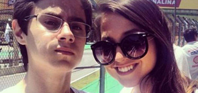Rafael Miguel e Camila Miguel (Foto: Reprodução/Redes Sociais)