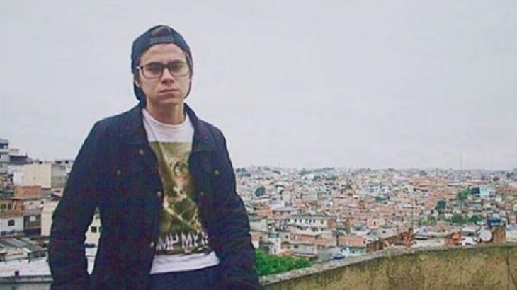 O ator Rafael Miguel, de Chiquititas, foi assassinado brutalmente (Foto: Reprodução)