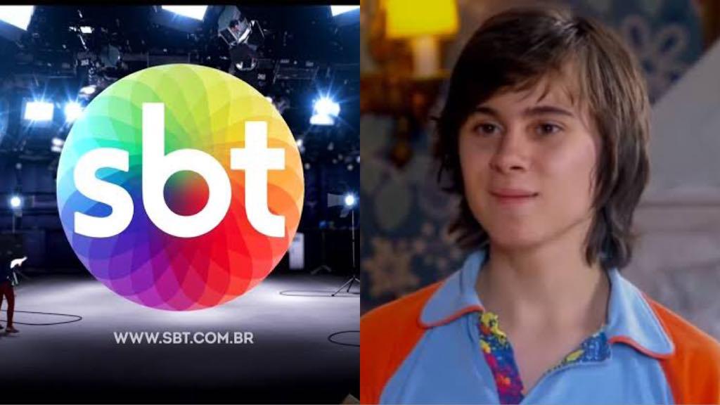 Rafael Miguel trabalhou no SBT na novela (Chiquititas Montagem SBT)