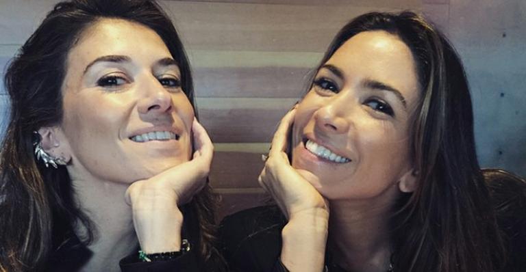 Rebeca Abravanel e Patrícia Abravanel (Foto: Reprodução/Instagram)