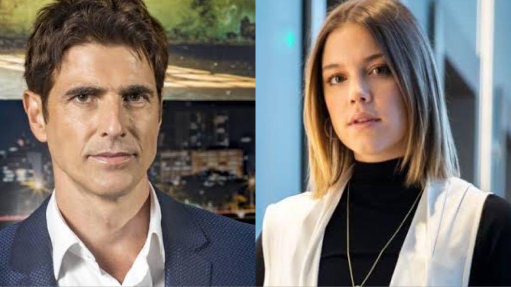 Régis da novela A Dona do Pedaço e Dalila de Órfãos da Terra (Montagem/TV Foco)