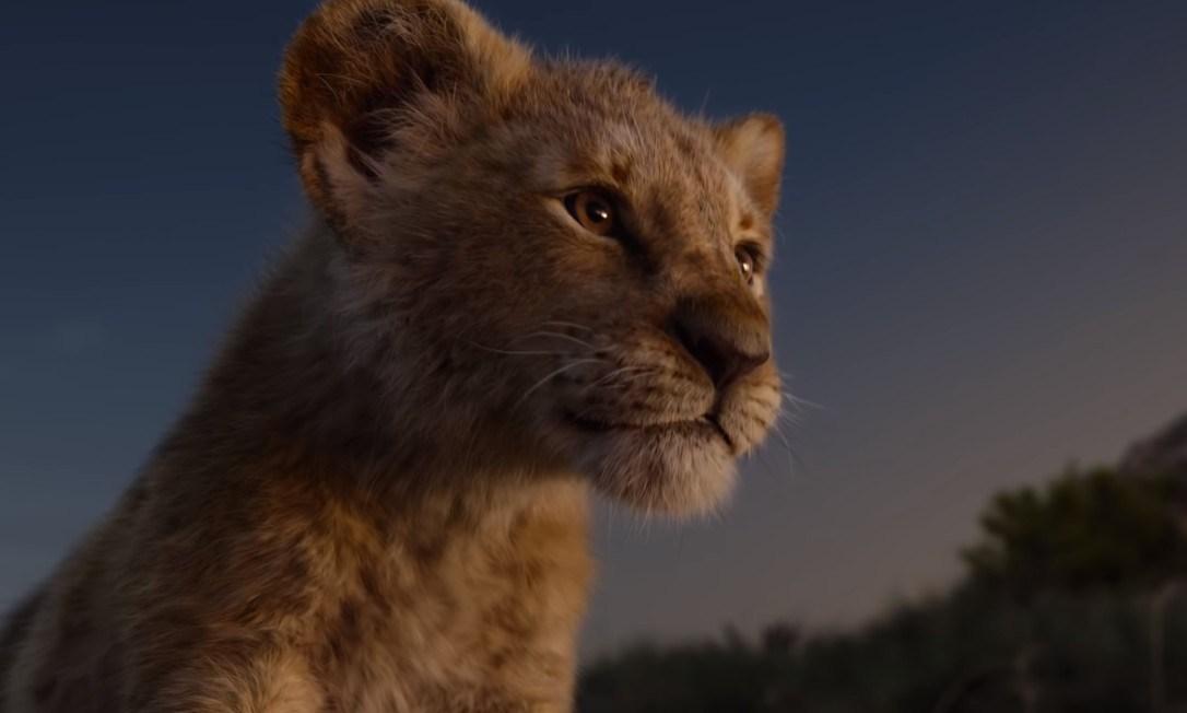 Timão e Pumba aparecem em O Rei Leão