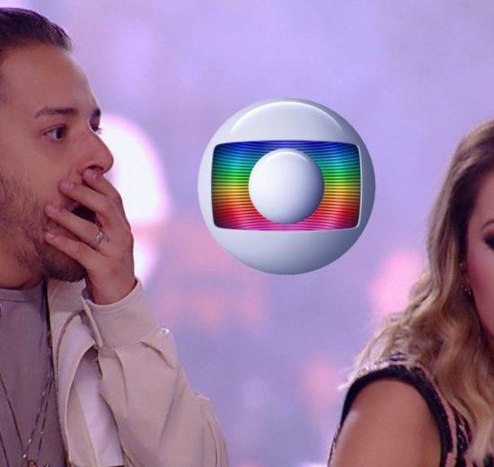 Sandy e Junior (Foto: Divulgação/TV Globo)