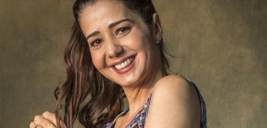 Famosa atriz de Órfãos da Terra, da Globo, Cristiane Amorim, fala sobre começo de vida difícil (Foto: Divulgação)
