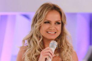 A apresentadora Eliana foi duramente criticada por conta da temática da festa de seu filho (Foto: Reprodução)