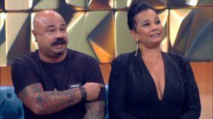 Solange Couto e Márcio Couto (Foto: Divulgação/TV Globo)