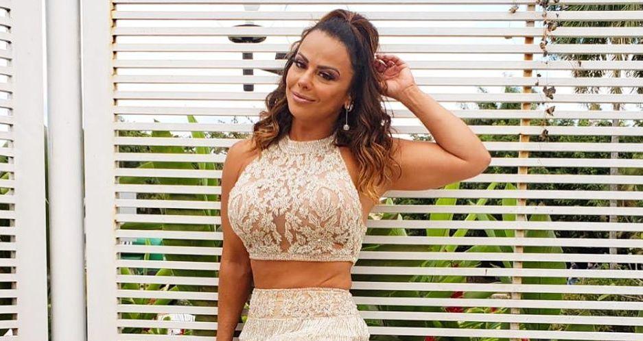 Viviane Araújo (Foto: Reprodução/nstagram)