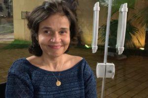 Após ser internada em estado crítico, a famosa atriz e comediante da Globo, Cláudia Rodrigues inicia tratamento para reverter situação caótica (Foto: Divulgação)