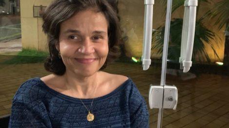 Claudia Rodrigues espera convite para voltar ao ar na Globo (Foto: Divulgação)