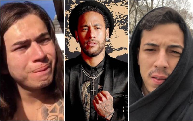 """Após ser humilhado por amigo de Neymar Jr., Whindersson Nunes se revolta e dispara: """"Eu só me fodo mesmo"""""""