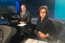 William Bonner e Renata Vasconcellos (Foto: Reprodução/Twitter)