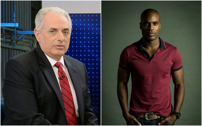 Ator da Globo, Rafael Zulu se revolta com contratação de William Waack pela CNN Brasil