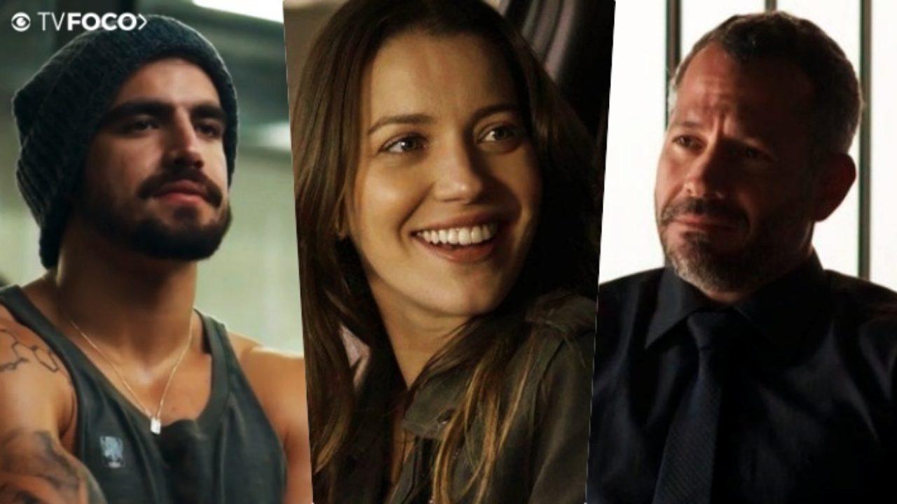 """Ana Paula Arosio Sexo a dona do pedaço: fabiana vende """"sexo"""" de rock para agno"""