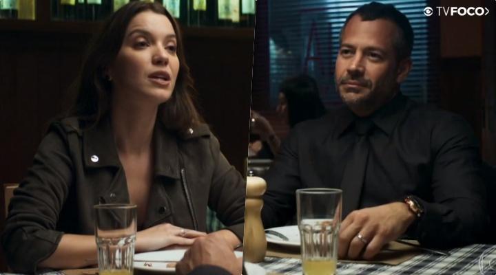 Fabiana e Agno formaram uma dupla de peso em A Dona do Pedaço na Globo?