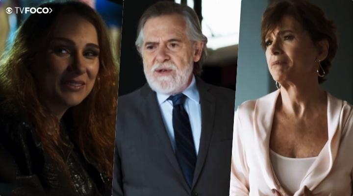 Otávio mostra que não tem nenhum caráter em A Dona do Pedaço na Globo