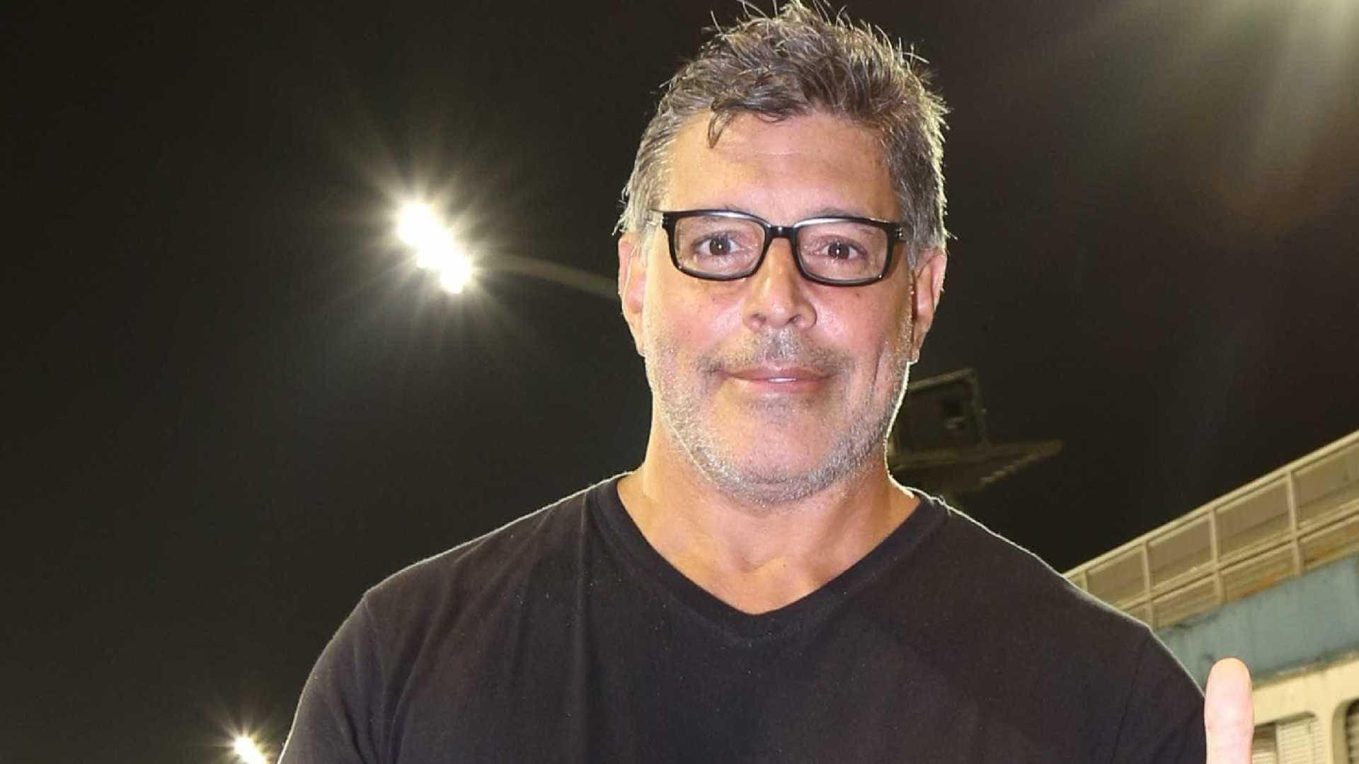 O deputado federal Alexandre Frota foi expulso do PSL, partido de Jair Bolsonaro (Foto: Divulgação)