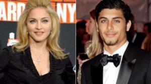 A cantora Madonna falou sobre relacionamento que teve com o ator Jesus Luz (Foto: Reprodução)