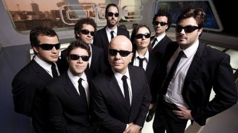 Integrantes do CQC (Foto: Divulgação/Band)