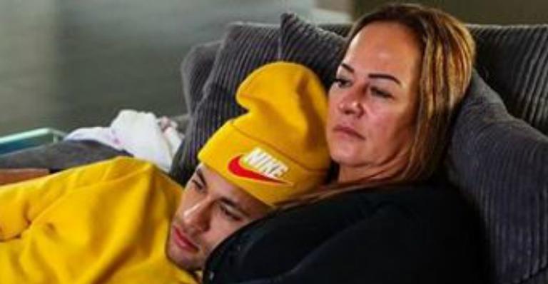 Após turbulência, mãe de Neymar manda recado e comove fãs (Foto: Reprodução / Instagram)